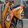 I don&#039;t think KTM ever dreamed of Supercross competition when they designed this bike